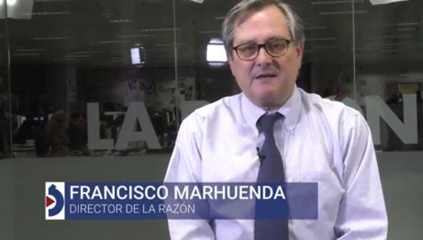 """La opinión de Francisco Marhuenda: """"La sentencia de los ERE es un mazazo a la credibilidad del PSOE"""""""