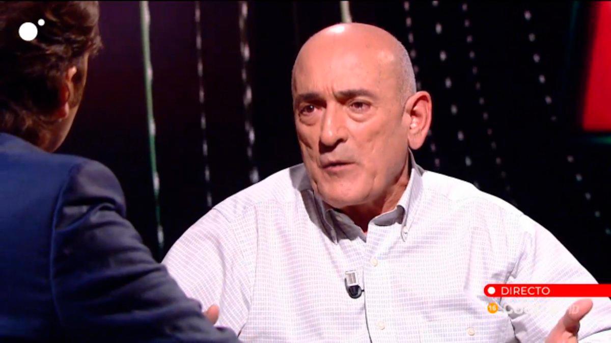 Iker Jiménez, al rescate de Fernando García, el padre de ...