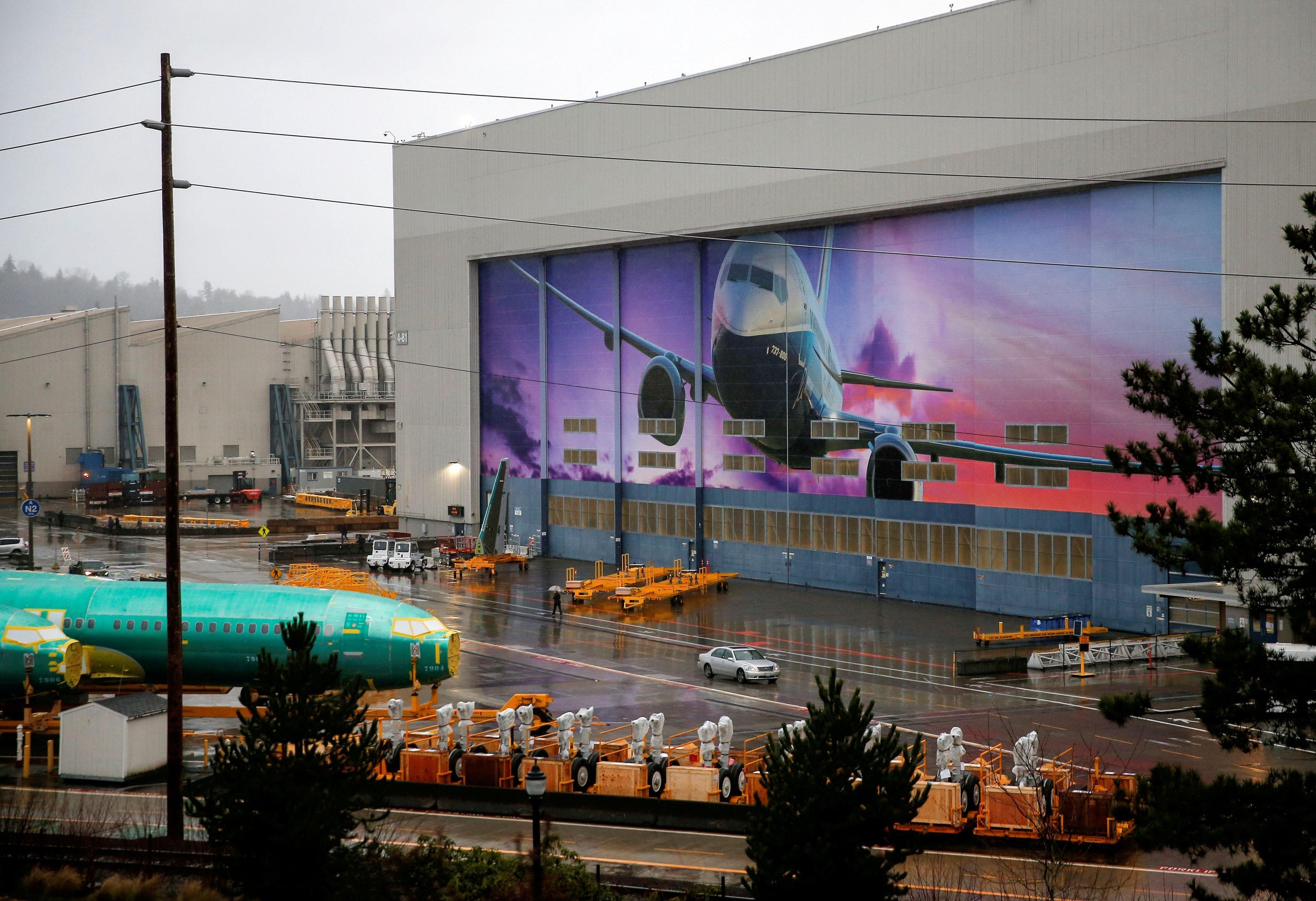 """Resultado de imagen para Boeing 737 MAX Renton"""""""