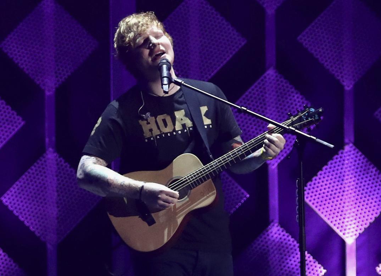 Ed Sheeran dice adiós a la música, otra vez