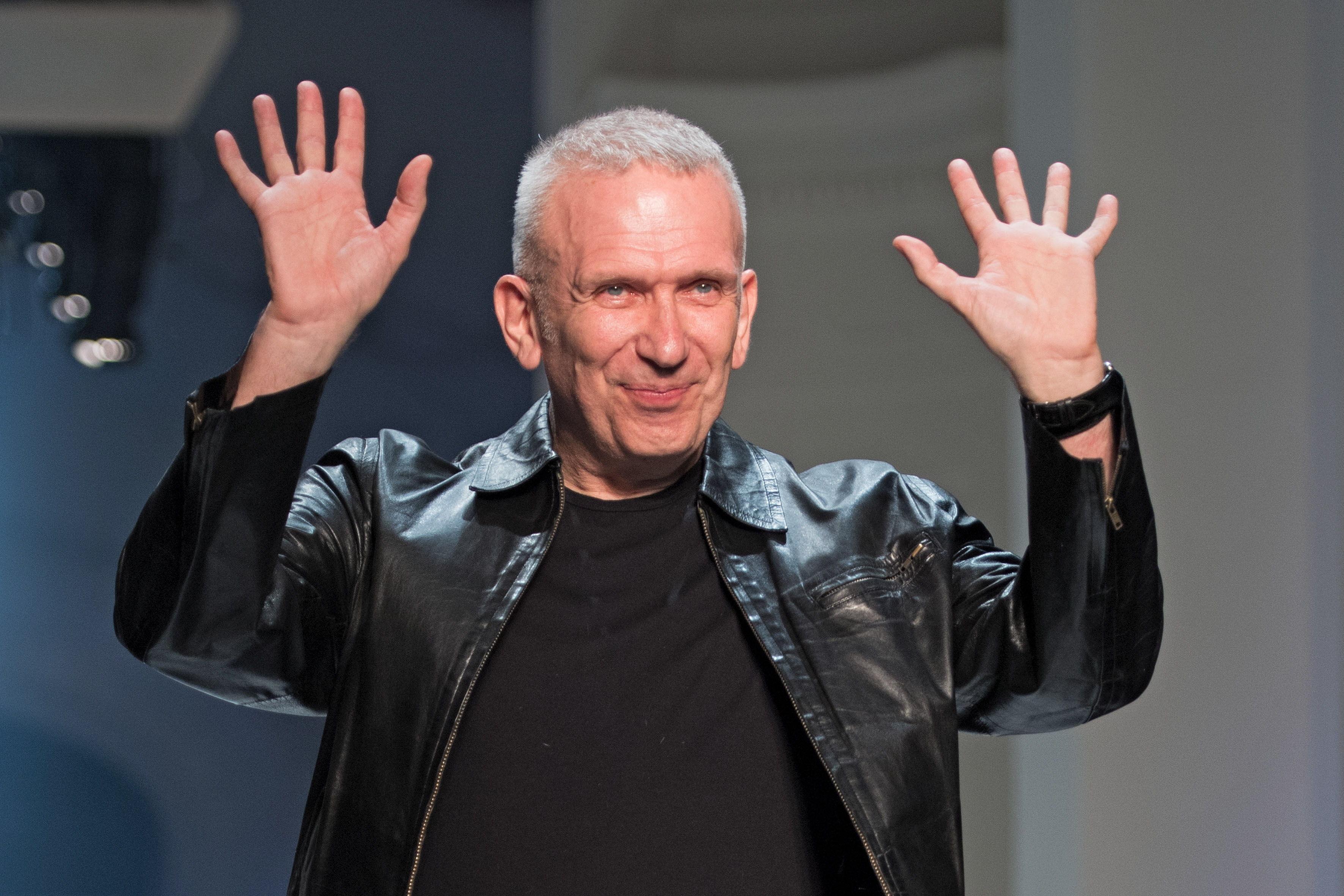 Jean Paul Gaultier se despide de las pasarelas
