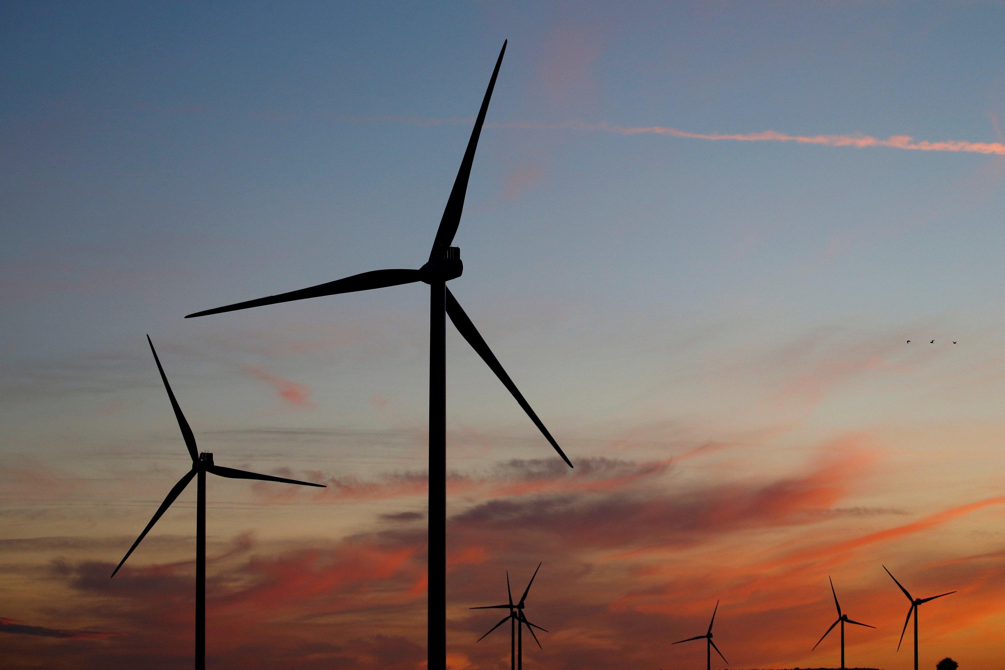 Innovación en las obras de los parques eólicos
