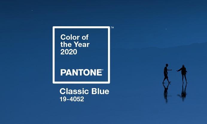 Classic Blue, este será el color del 2020