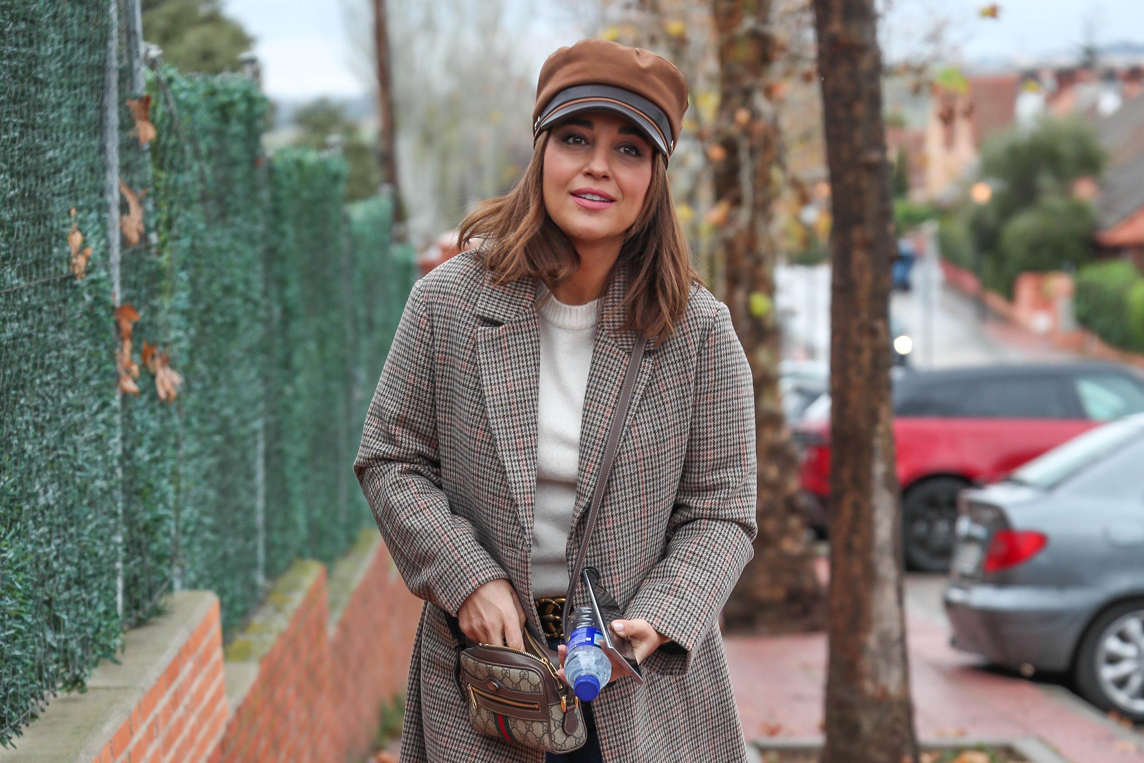Paula Echevarría nos enamora con su look invernal (y te contamos dónde lo puedes encontrar)