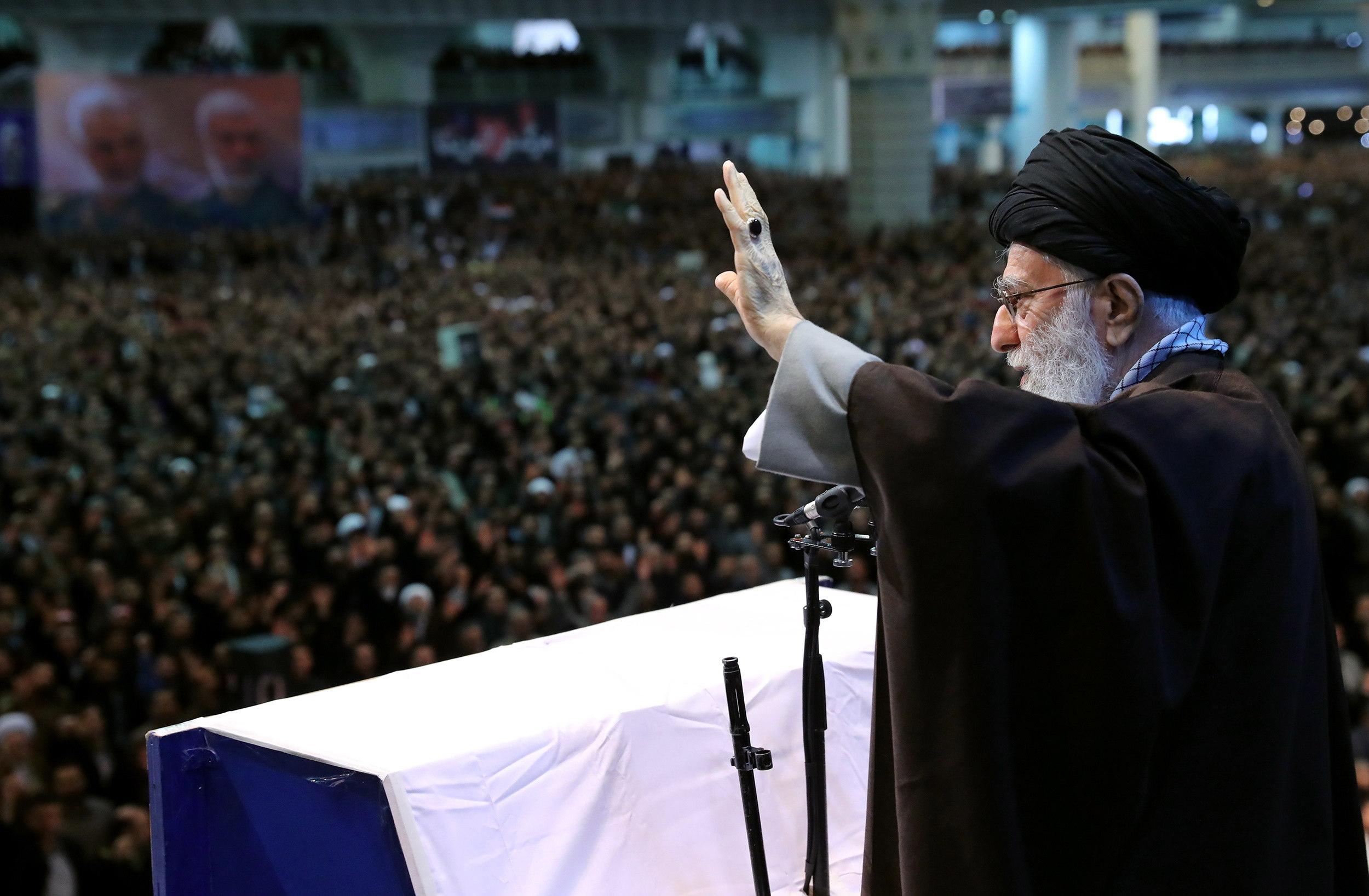 El régimen iraní cierra filas