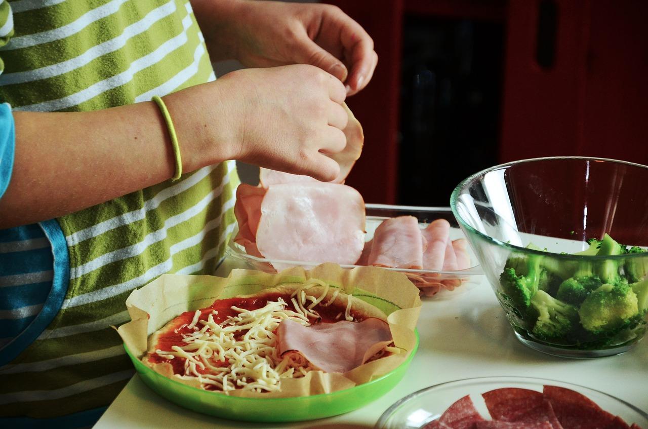 Ideas de recetas saludables para hacer con tus hijos