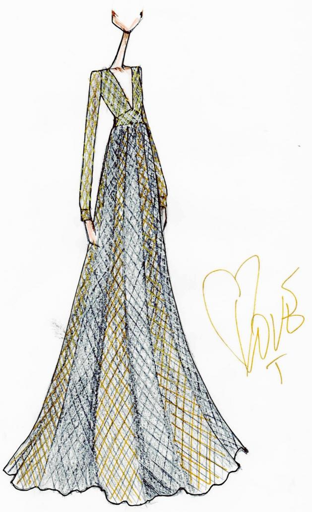 El Vestido De Amaia 25 Metros De Tul Y Precio Tabú