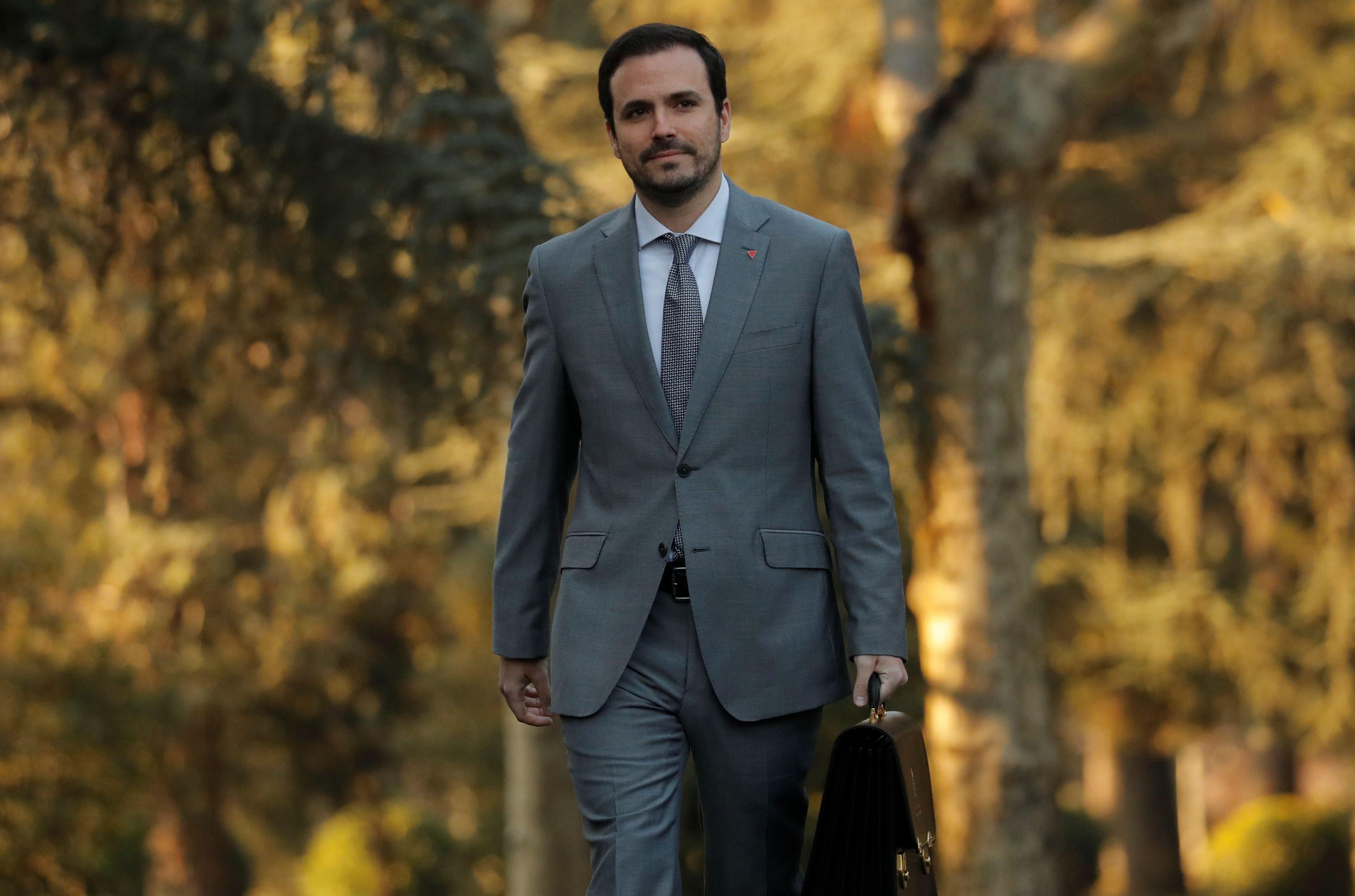 El ministro Garzón indigna a los fiscales por decir que dependen del Gobierno