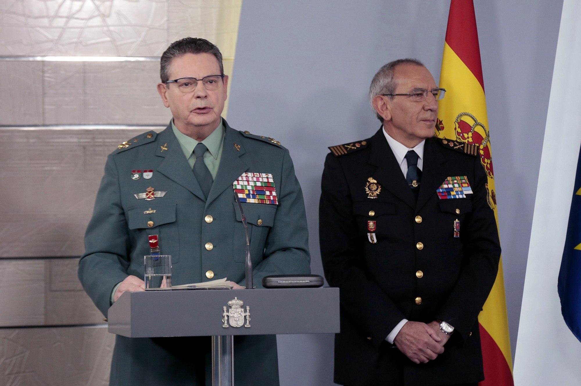 33.089 casos diagnosticados y 2.182 muertos en España