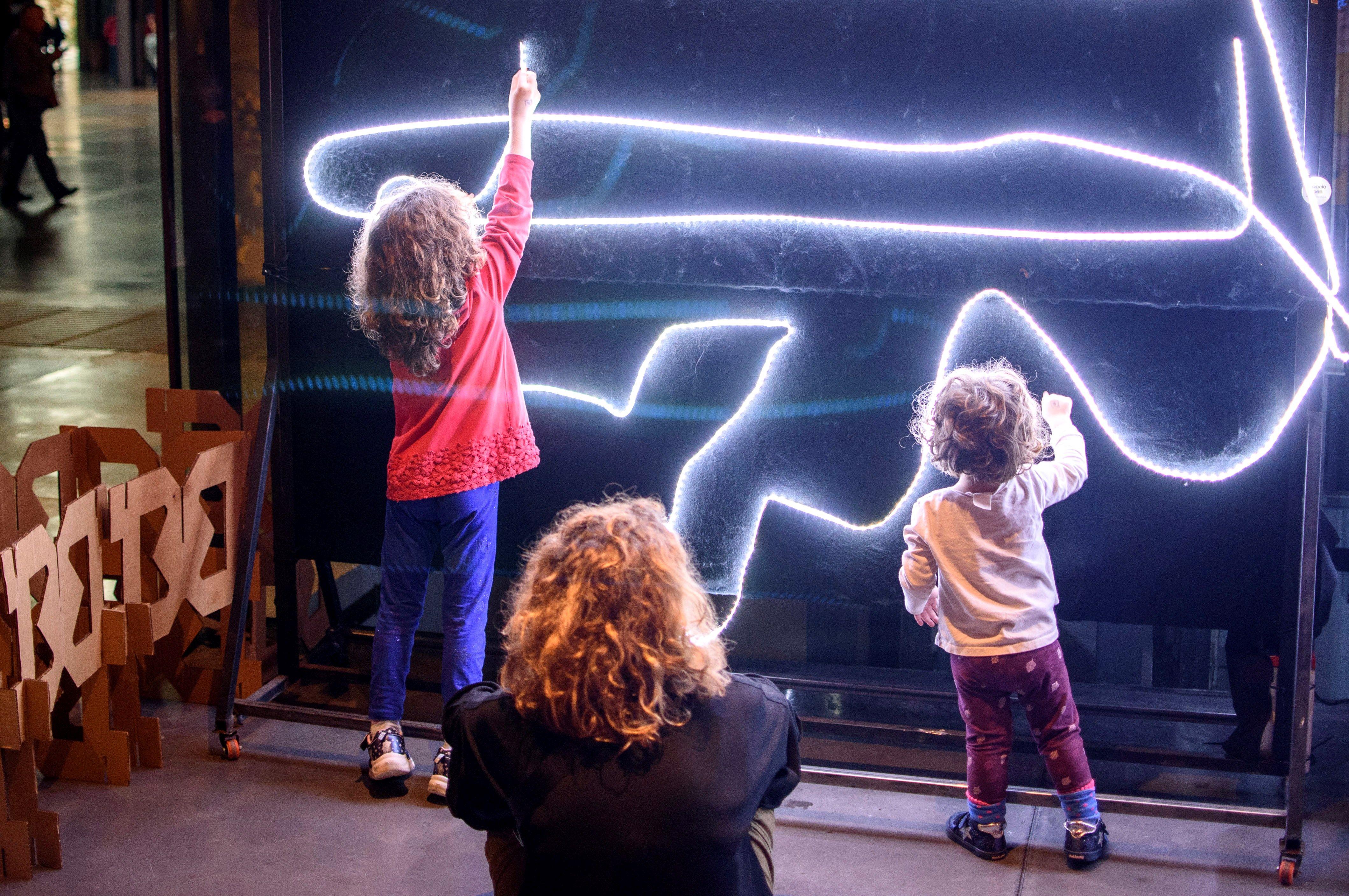 Las tecnologías creativas se acercan a un nuevo público en el Azkuna Zentroa