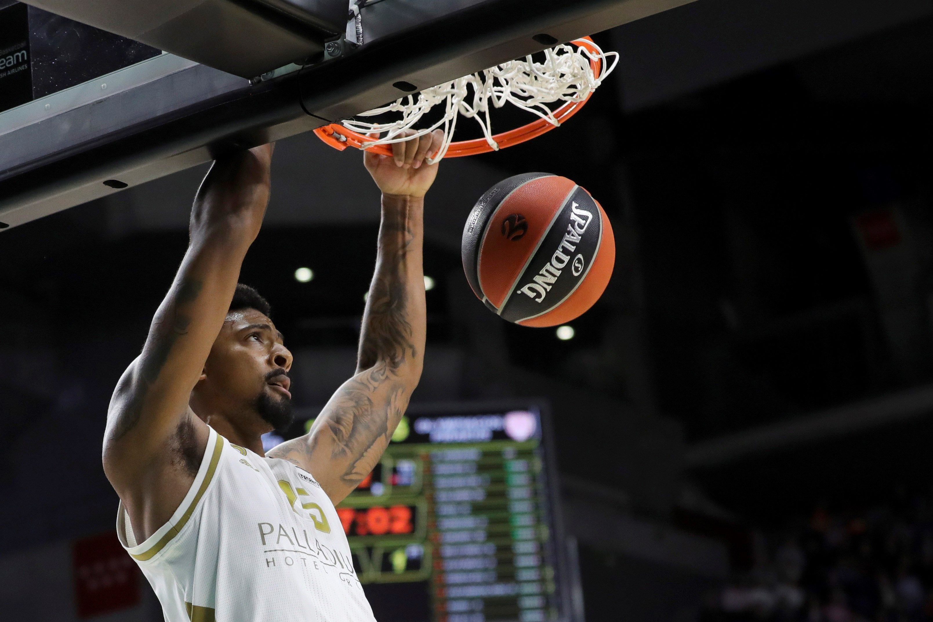 Euroleague Madrid beat Olympiacos how and when it wants