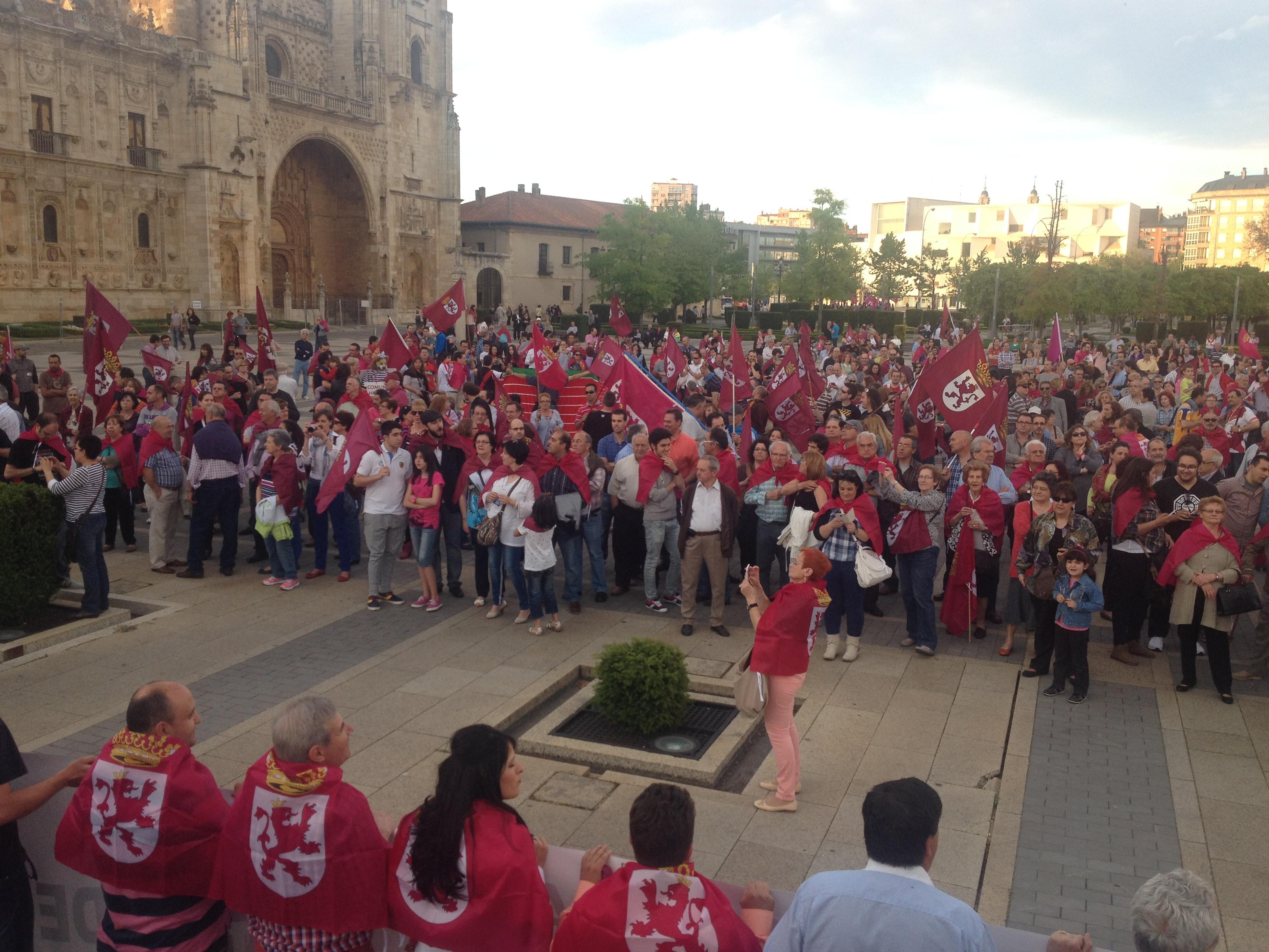 """El """"independentismo"""" leonés: ¿por qué los leoneses no se sienten castellanos?"""