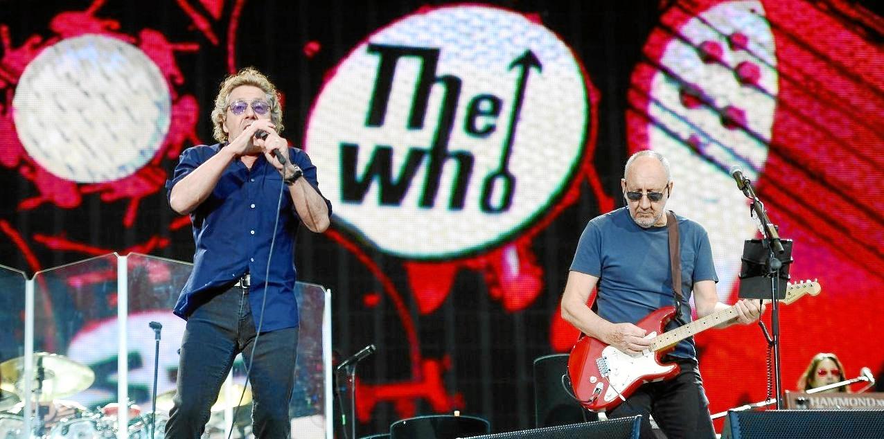 La rotunda resurrección de The Who