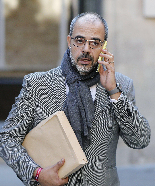 La Fiscalía se querella contra Buch por proteger a Puigdemont en su fuga