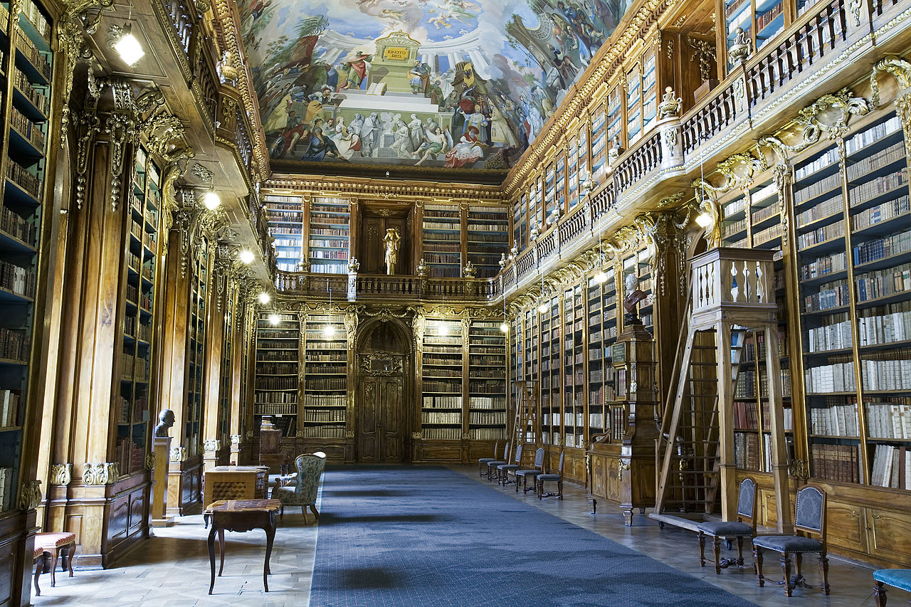 Los frescos compiten en hermosura contra los excelentes ejemplares que alberga.