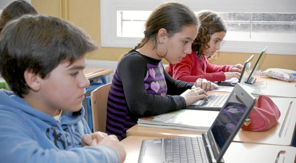 A vueltas con la tecnología en el aula