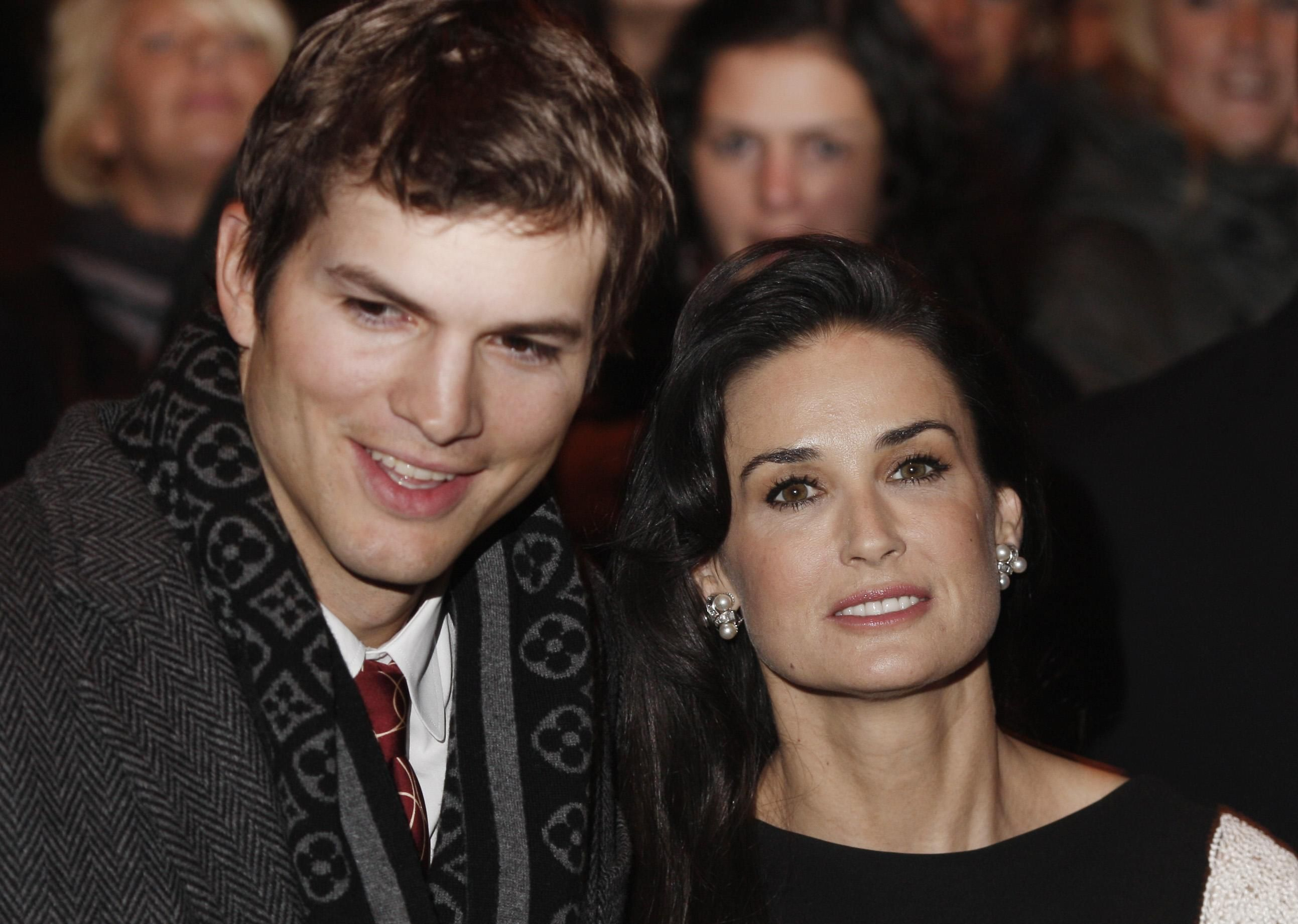 "Demi Moore: ""Recé para que ningún periodista me preguntara por la infidelidad de Ashton Kutcher"""
