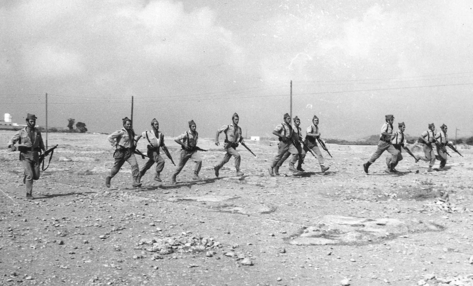 Centenario De La Legión La última Batalla En El Sahara