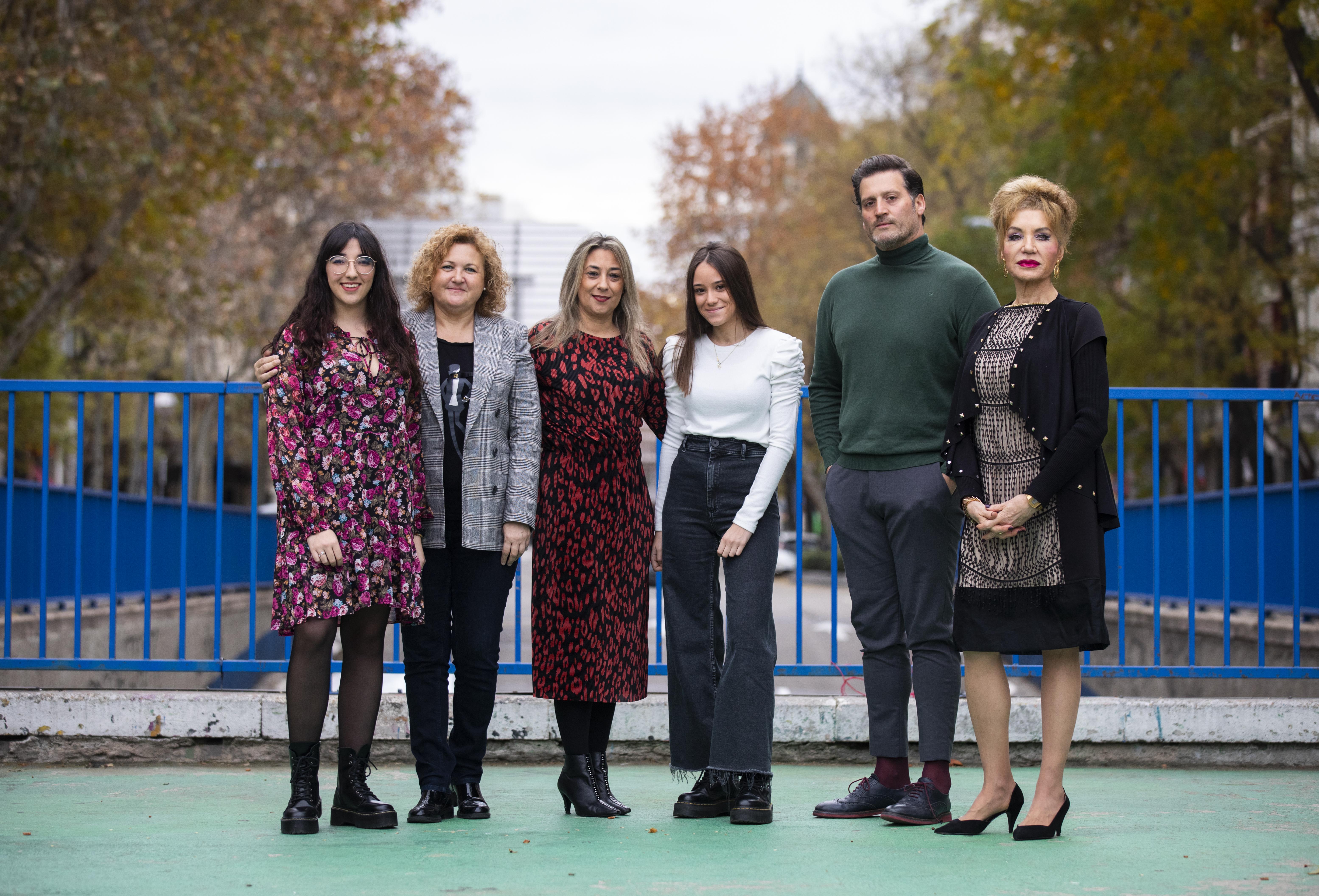 Madrid. Mesa redonda de Novartis para hablar sobre la Psoriasis. Para a tu salud.© Jesus G. Feria.12-12-2019.