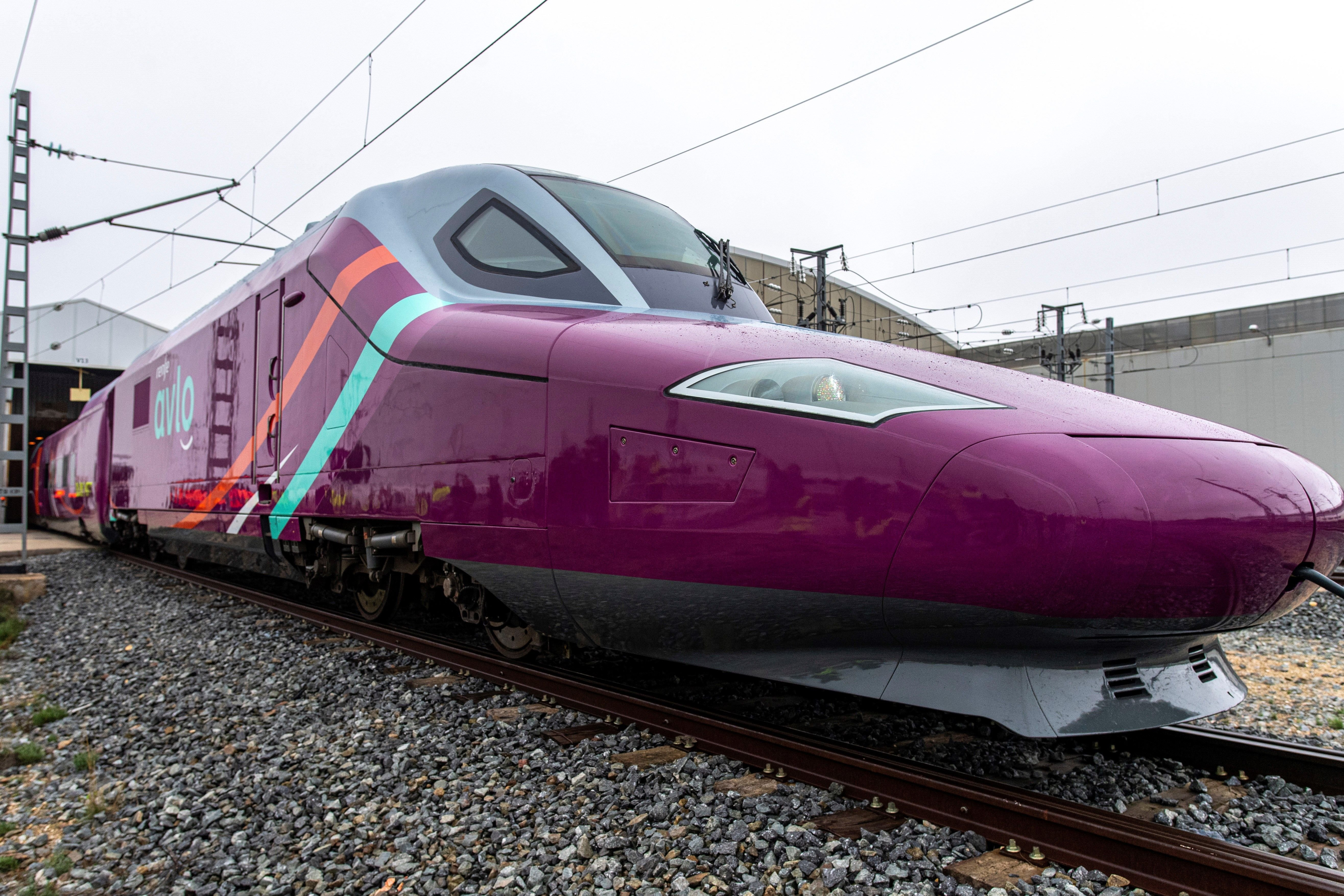 "Renfe ""low cost"" AVE tickets will be sold from 10 euros"