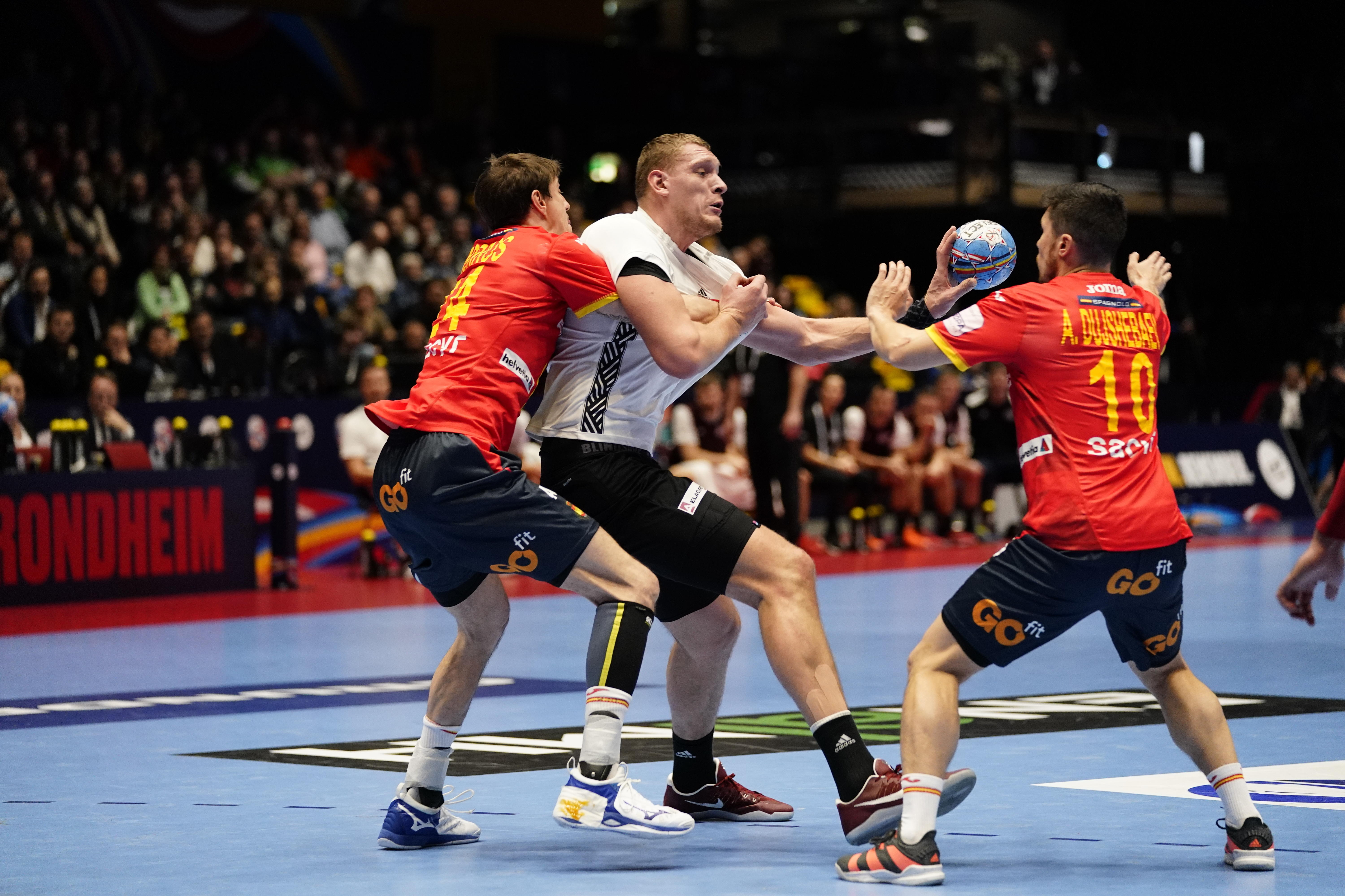 Nor The Expulsions Manage To Stop Spain Against Latvia 33