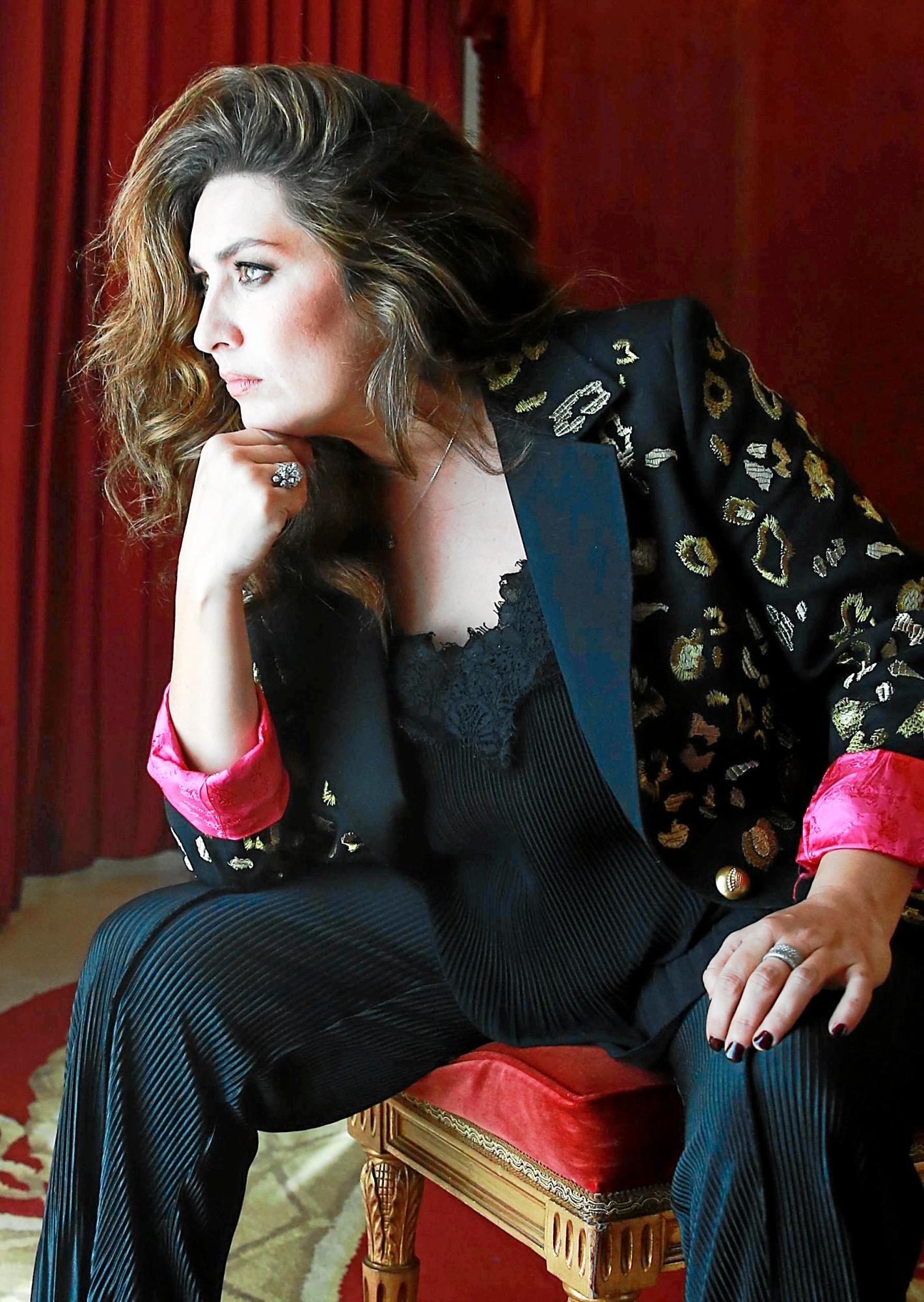 """Estrella Morente: """"No nos van a privar de cantar a la libertad sexual y la tolerancia"""""""