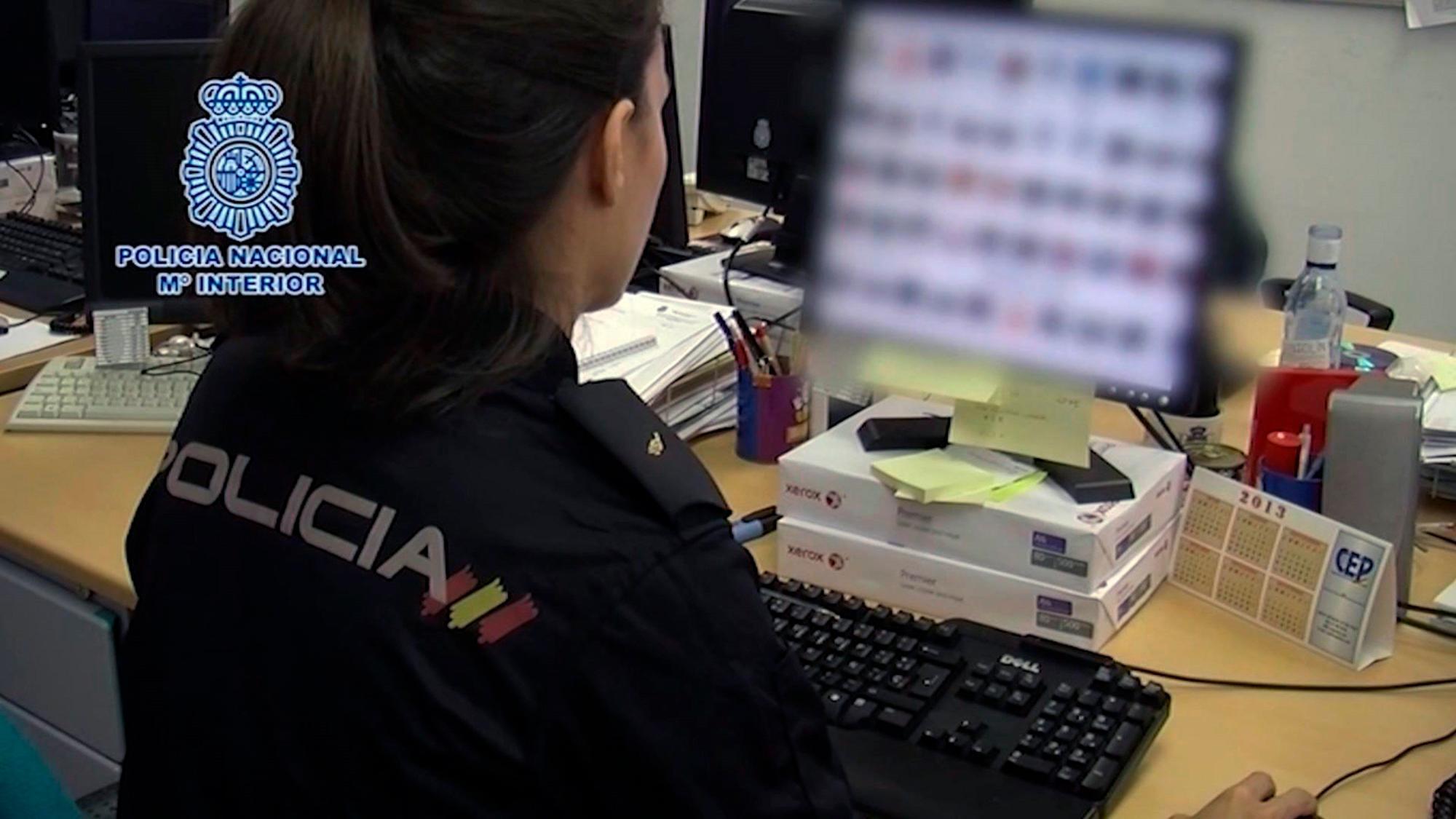 Cinco detenidos en Las Palmas y uno en Tenerife en una operación internacional contra la pornografía infantil