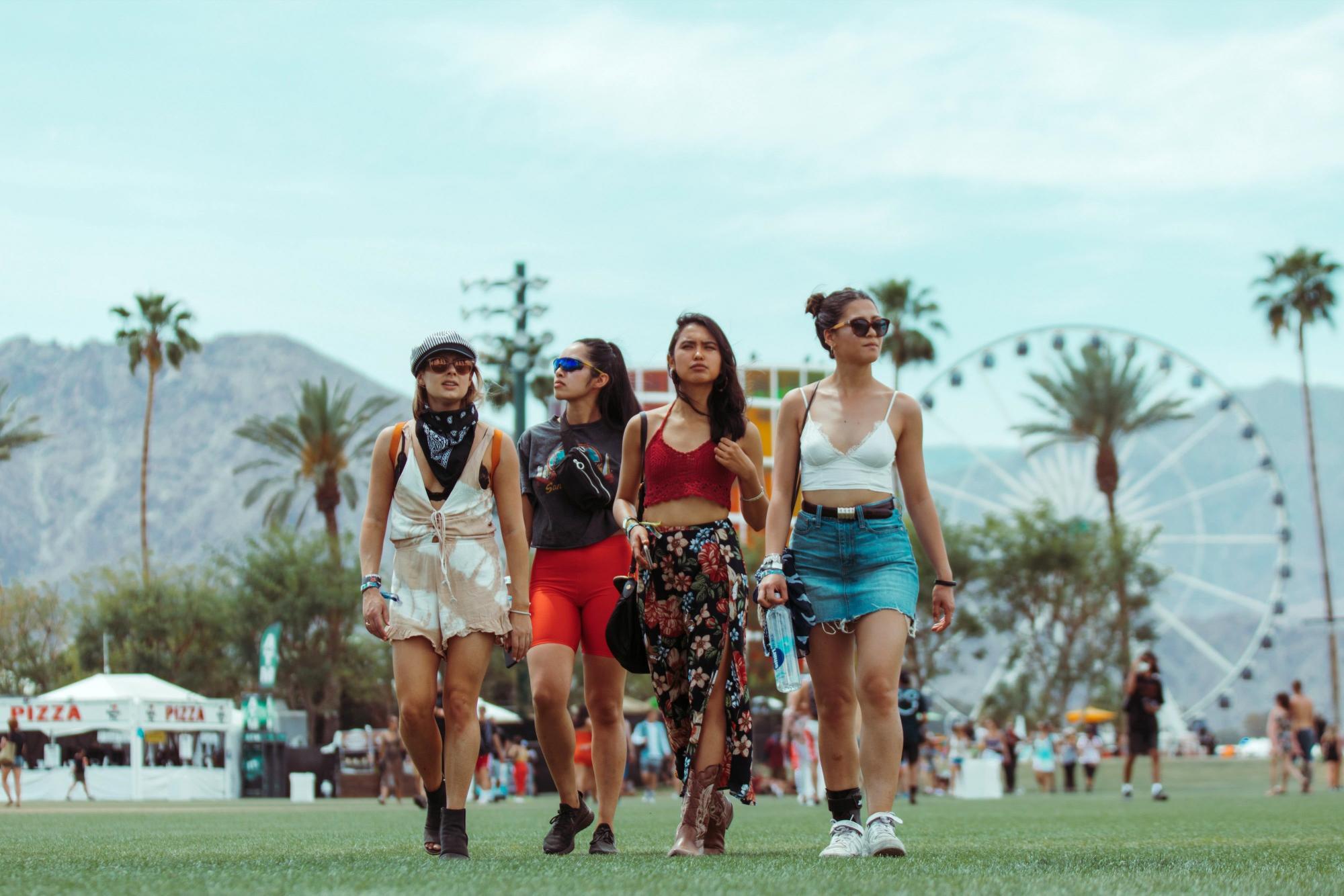 Ya se conocer el cartel del Coachella 2020