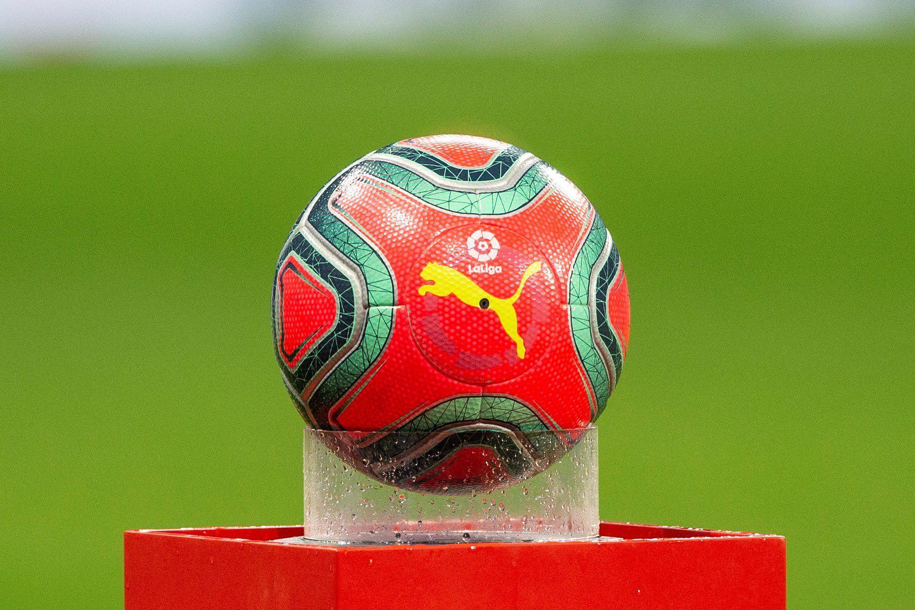 nada Agua con gas sobresalir  El balón invisible de la Liga que sólo ha durado una jornada