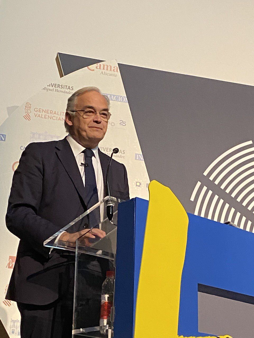 González Pons reúne a PP, PSOE y Cs en la presentación de