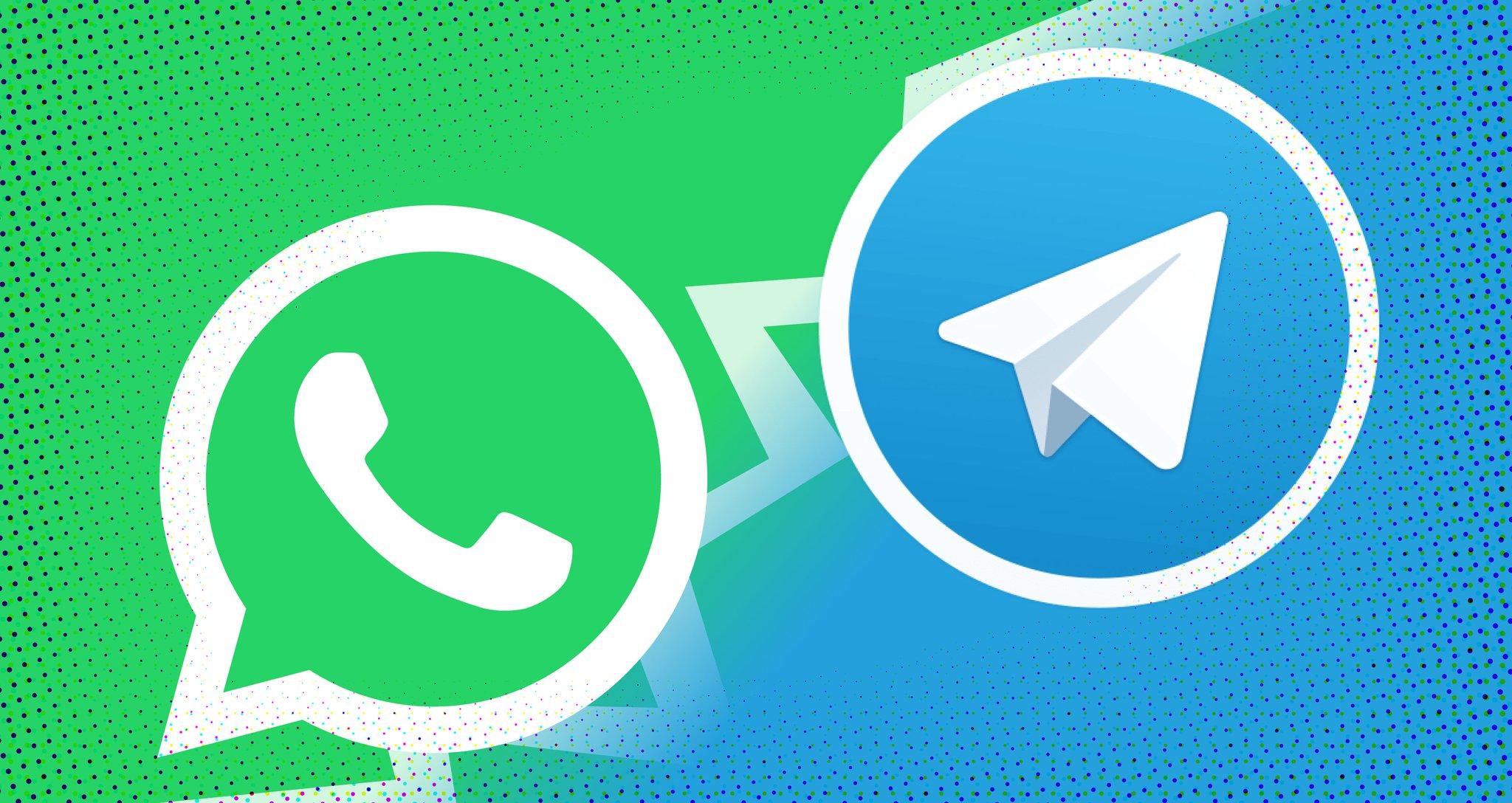 Que no le espíen sus conversaciones: ¿es más segura Whatsapp o Telegram?