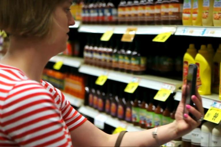El etiquetado PACE también se asoció con el consumo de 80 a 100 menos calorías
