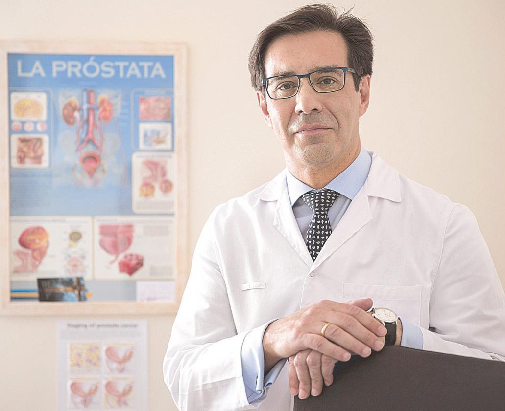 ¿Cómo trata un urólogo la disfunción eréctil?