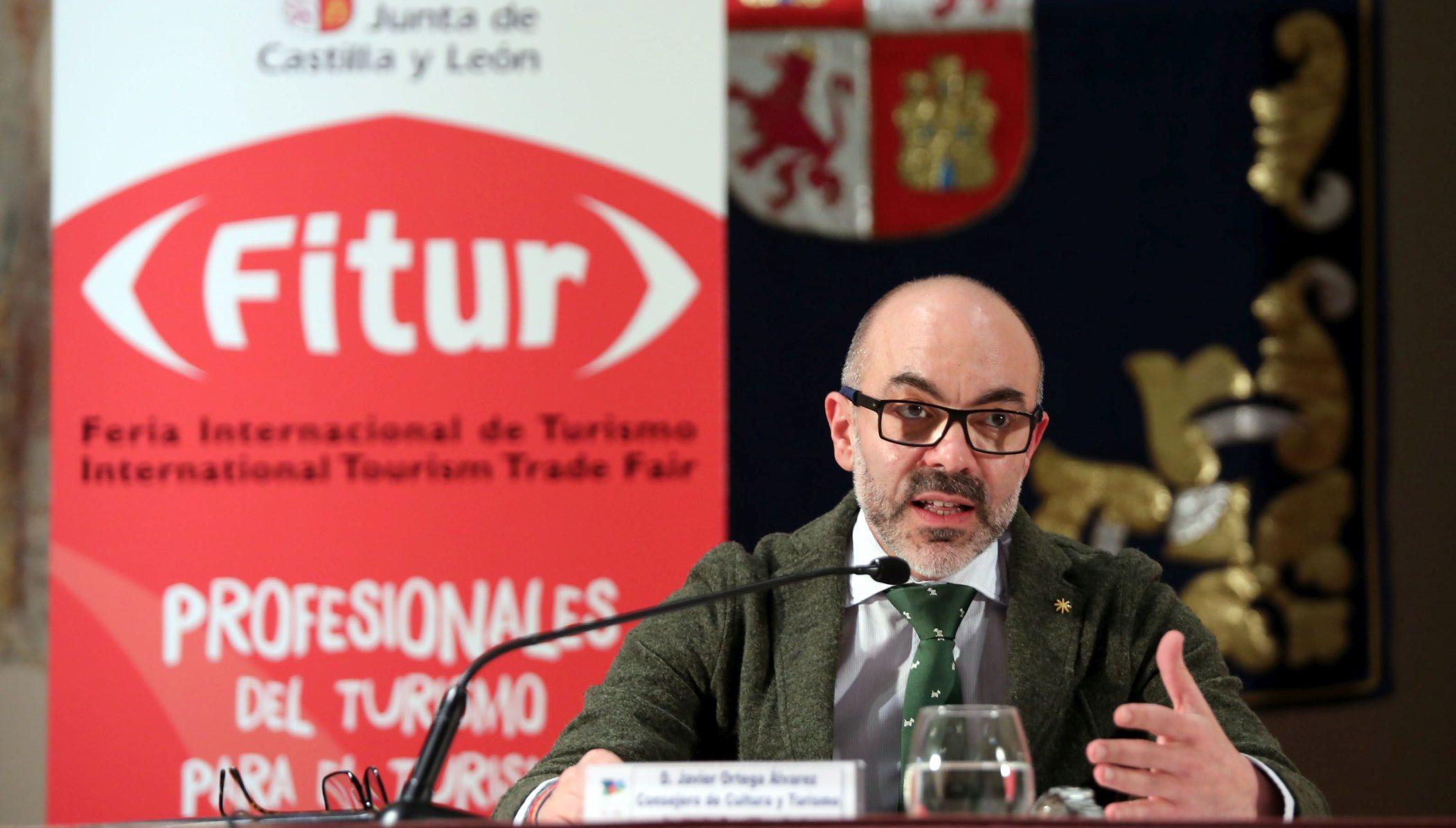 La Junta apuesta por el enoturismo en Fitur como dinamizador del medio rural