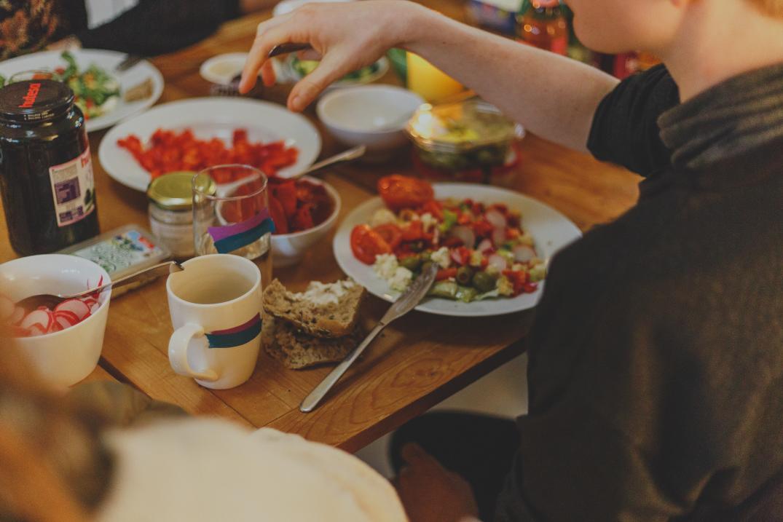 dieta de en la vida combinar alimentos