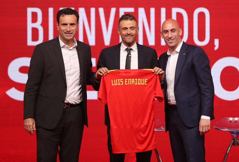 Ya es oficial: Luis Enrique vuelve a ser seleccionador español