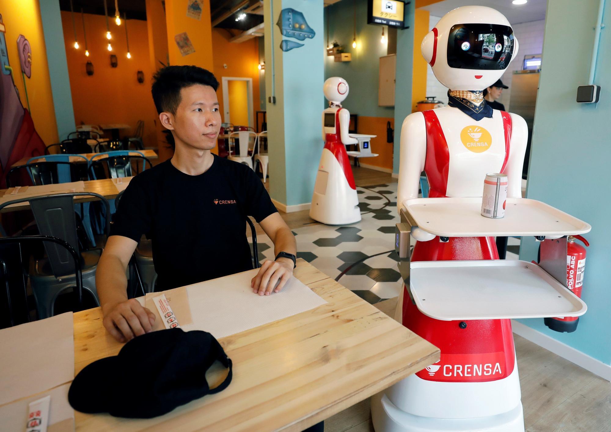 La rebelión de las máquinas: los robots han destruido ya 400.000 empleos en Europa