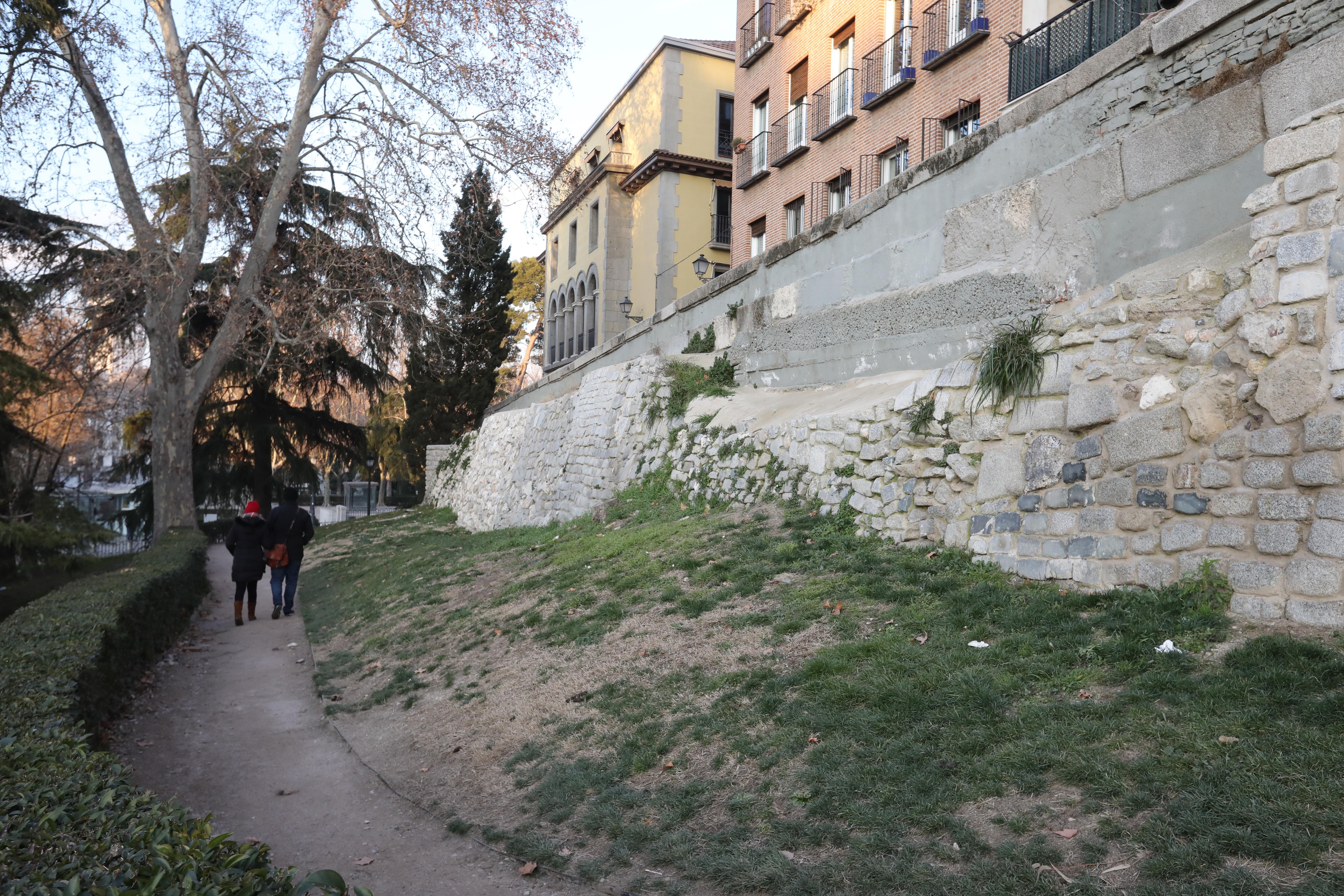 Una pasarela al Madrid árabe del siglo IX