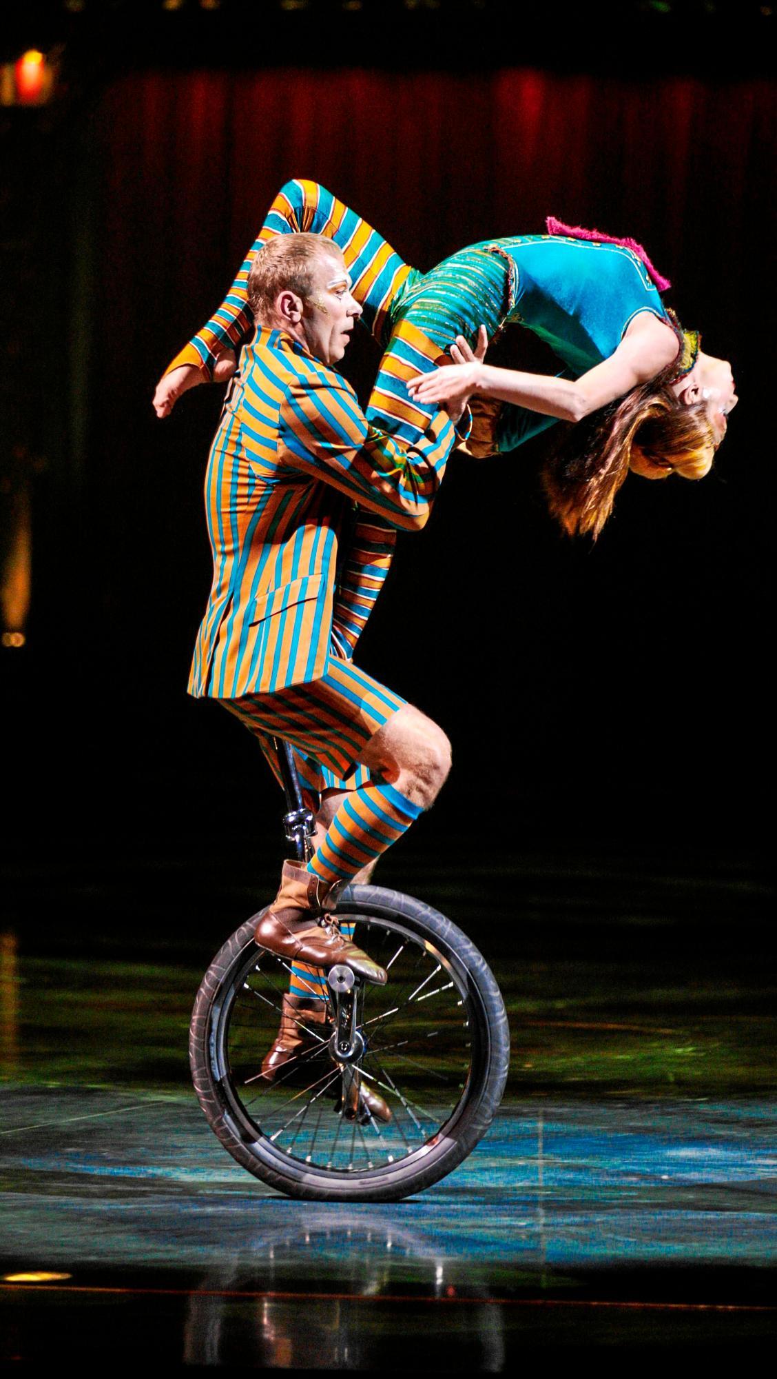 Circo Del Sol Alegria Gijon