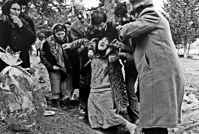 Este terrible episodio de nuestra historia ocurrió en Azerbaiyán en 1992