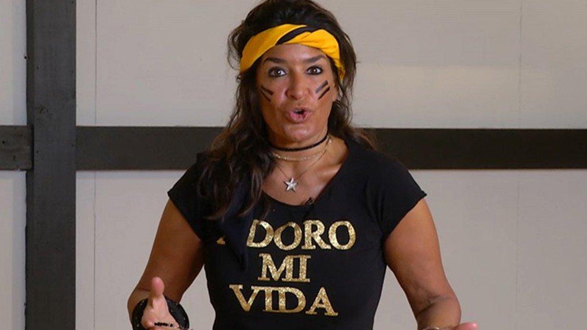 Aida Nizar Desnuda aída nízar está de vuelta: «isabel pantoja es una floja»