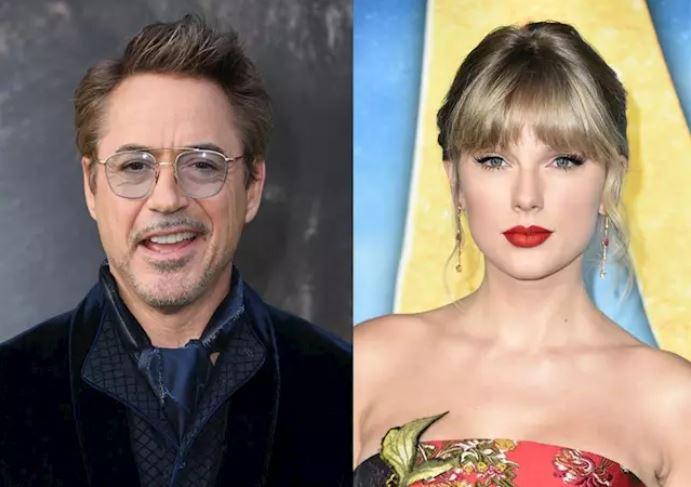 """Robert Downey Jr. compara a Taylor Swift con """"las arañas que se comen a sus parejas"""""""