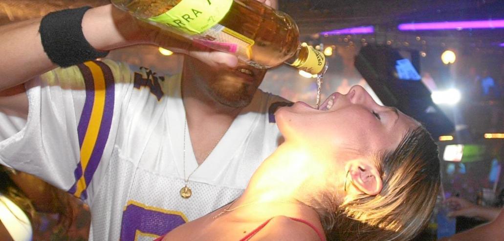 abuso de alcohol y erección