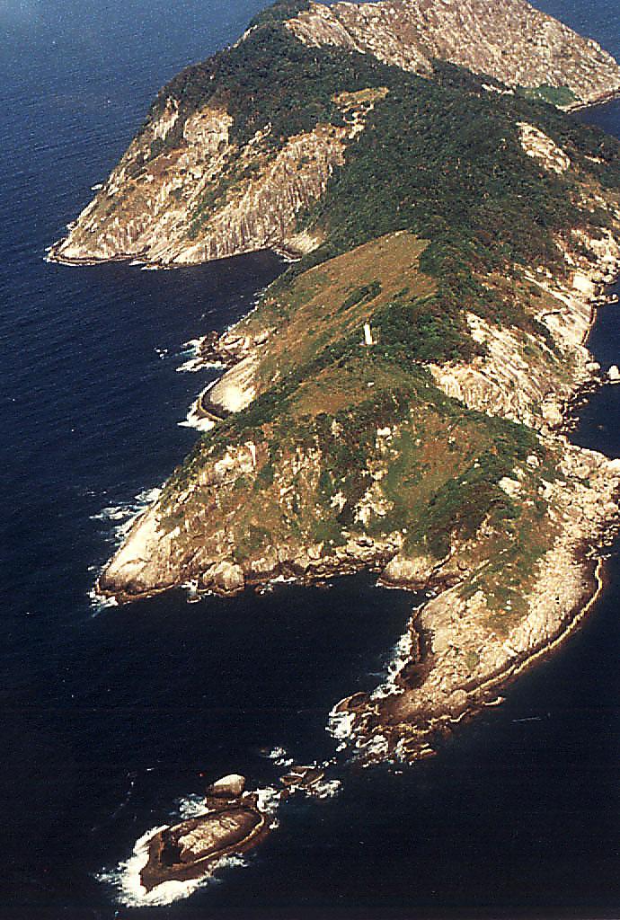 Así es la isla prohibida de Brasil, la más aterradora del mundo