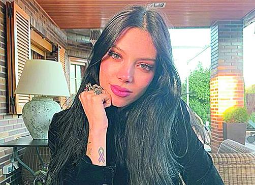 """Alejandra Rubio, sobre Edmundo Arrocet: """"Conmigo siempre se ha portado genial"""""""