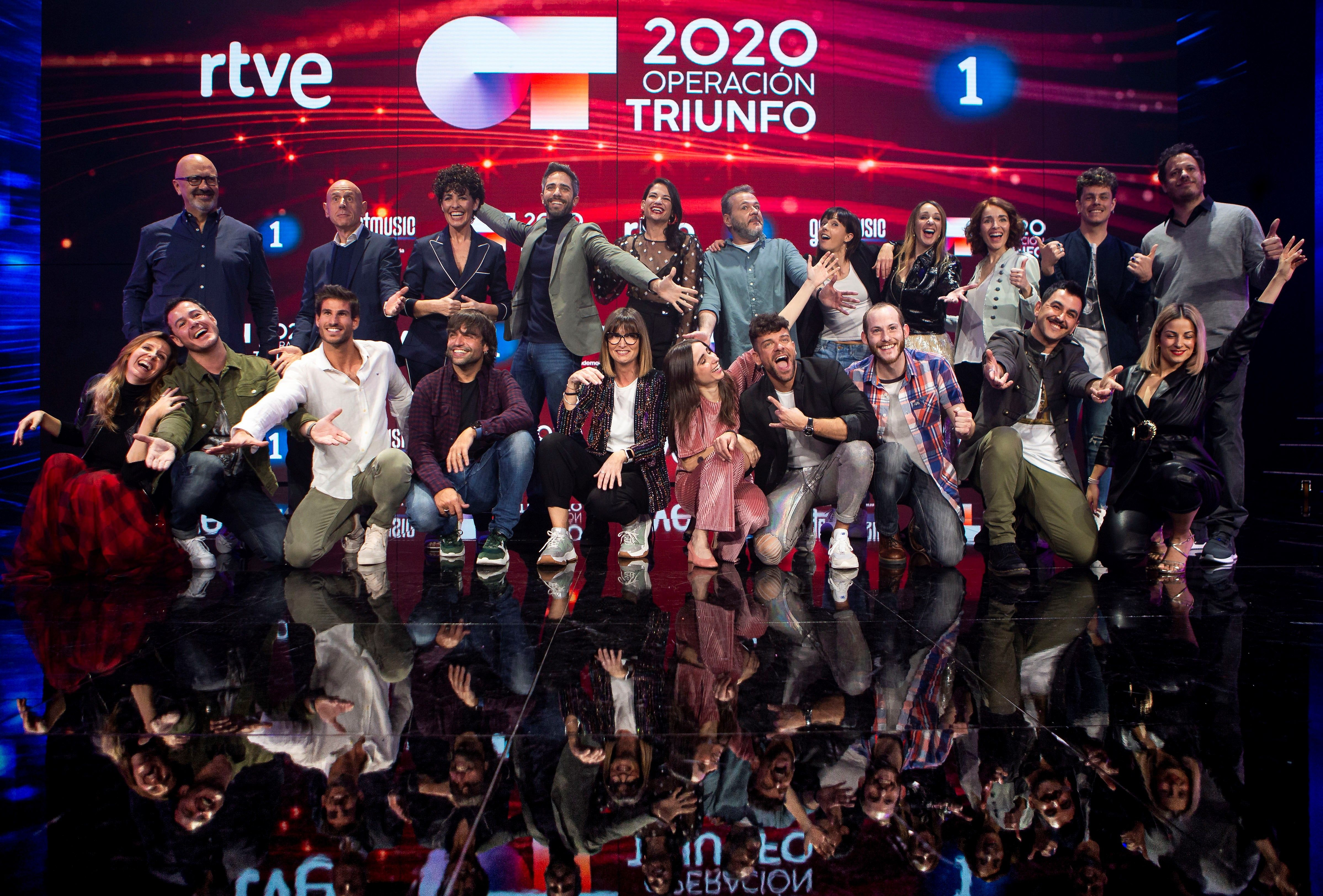 La gala 1 de Operación Triunfo 2020 incendia las redes