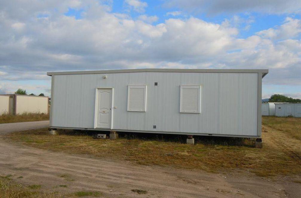 Las Casas Prefabricadas Para Refugiados Llegan A Vallecas
