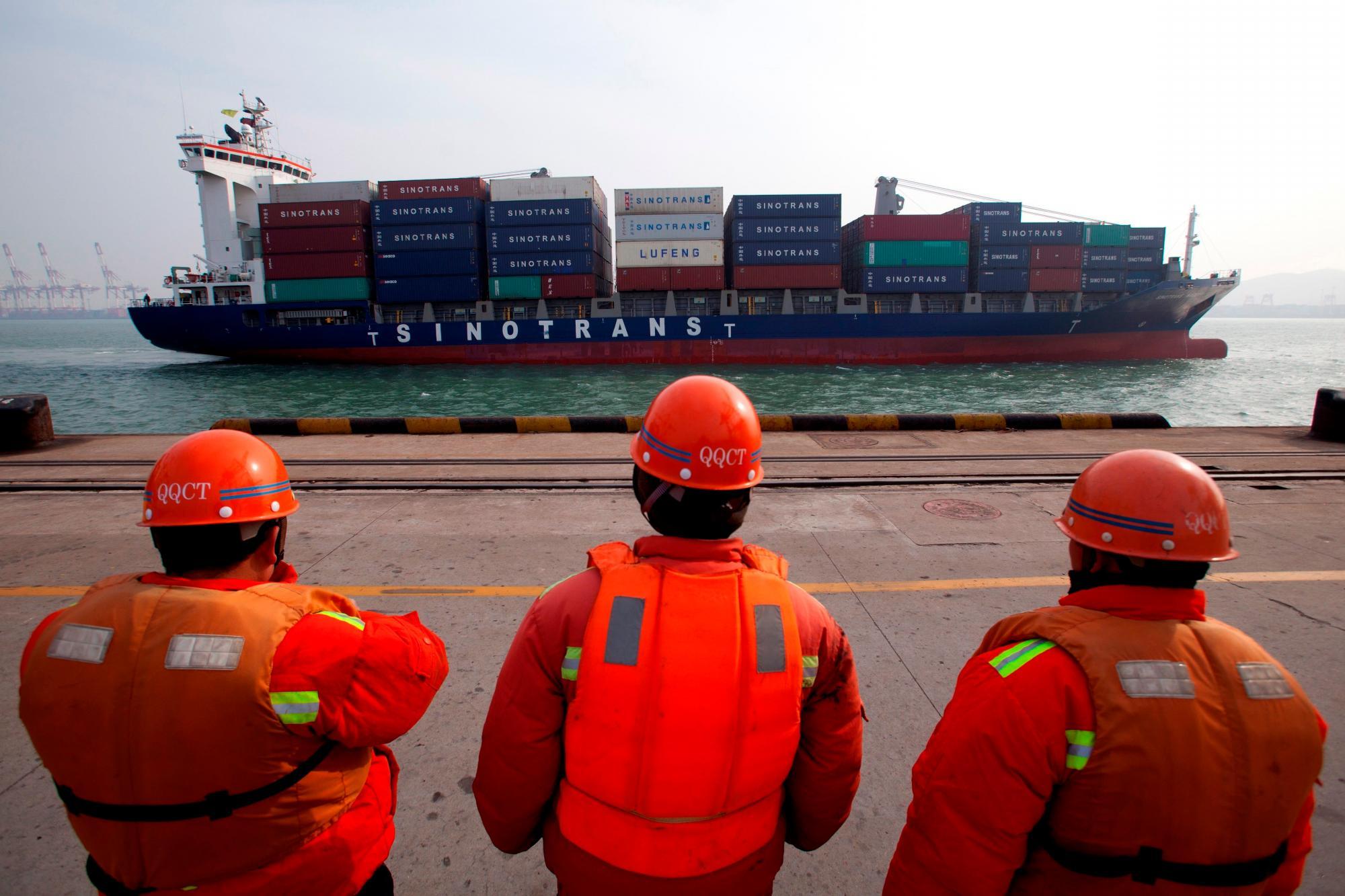 Cómo evoluciona el transporte marítimo a la epidemia del coronavirus