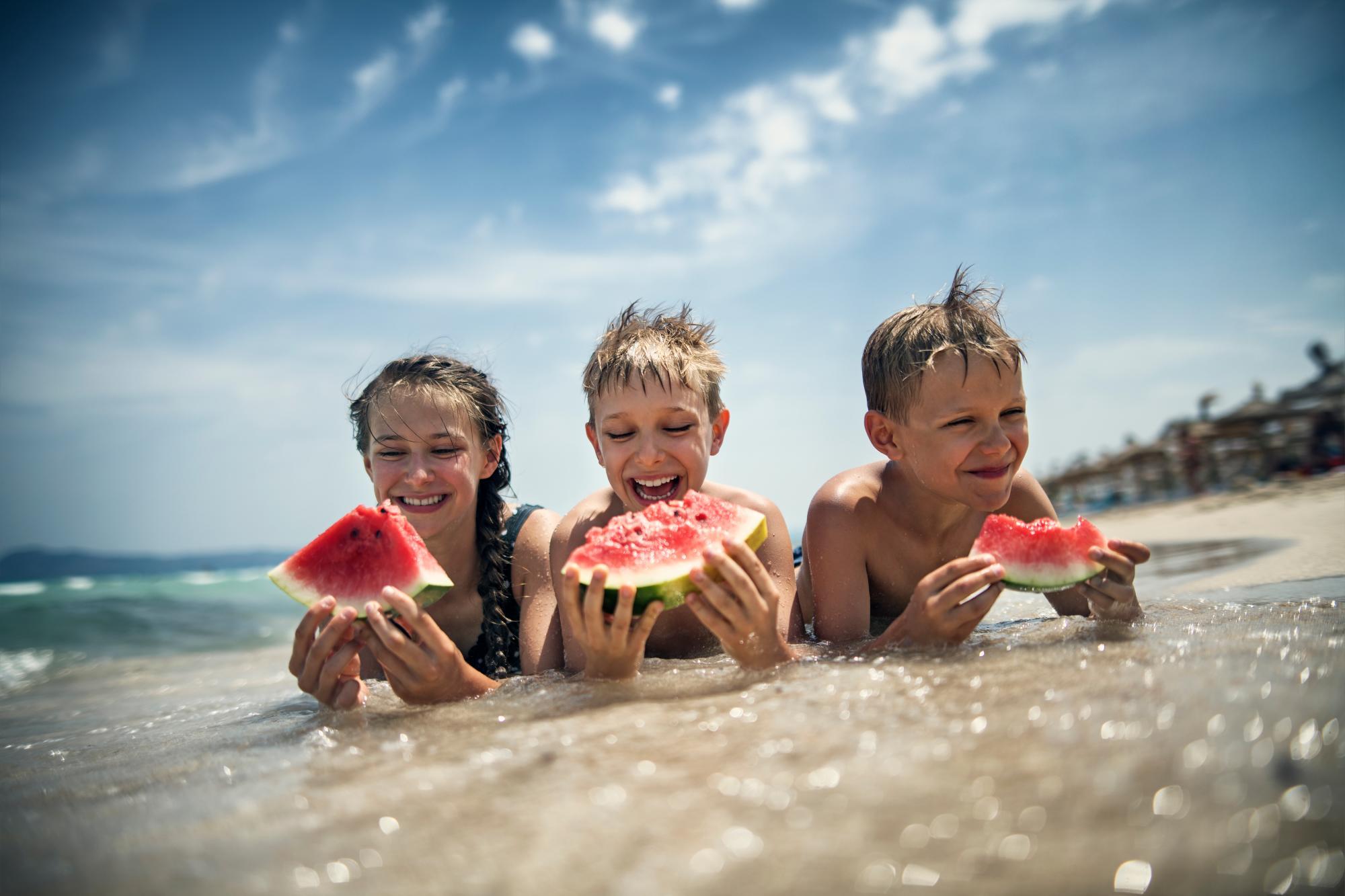 Fruta, verano y... ¿alergia?