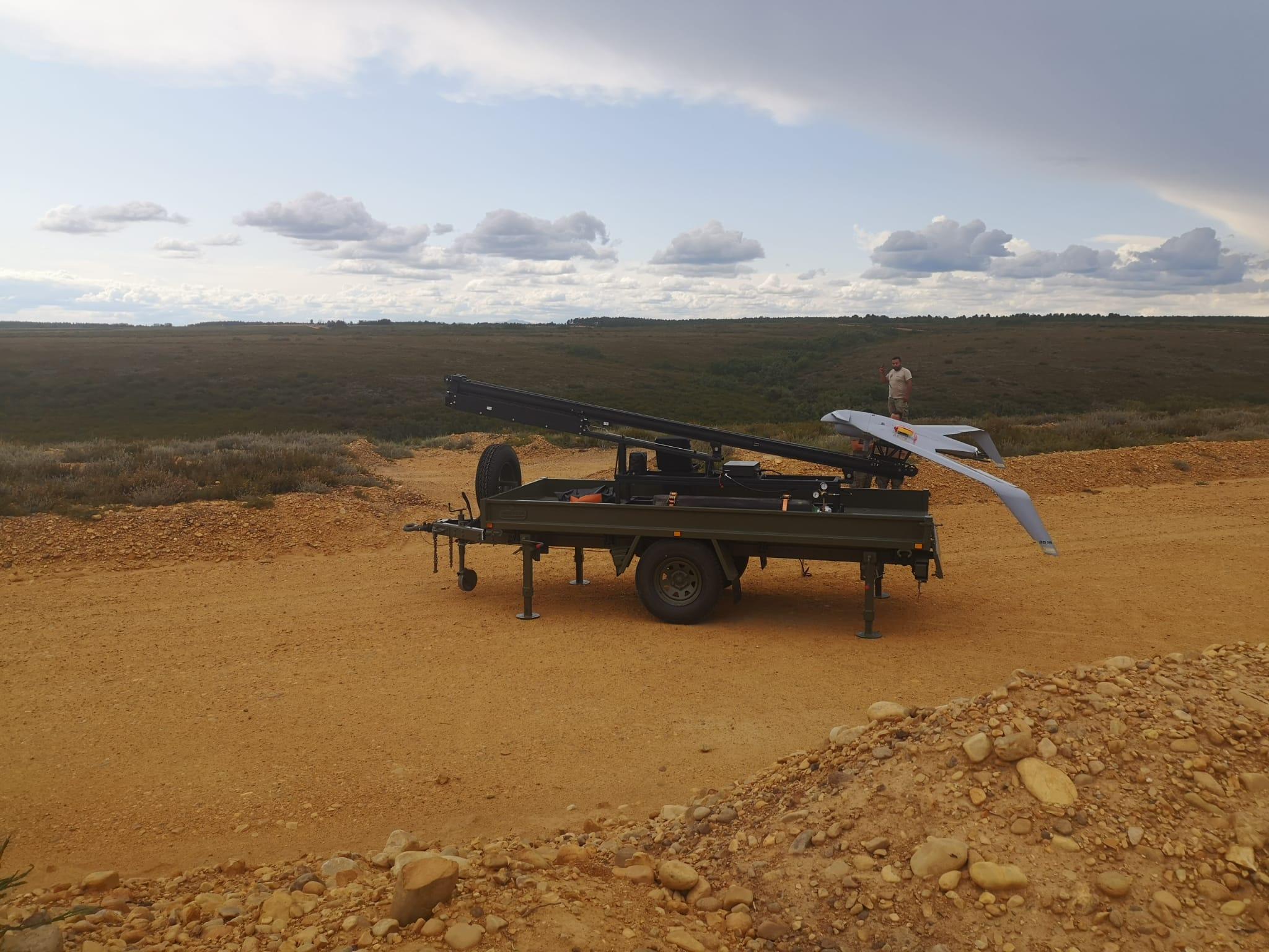 Dron Orbiter
